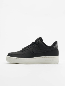 Nike Sneaker Air Force 1 '07 Essential schwarz
