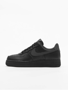 Nike Sneaker Air Force 1 '07 3 schwarz