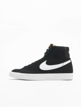 Nike Sneaker Blazer Mid '77 Suede schwarz