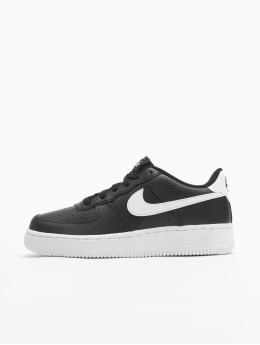 Nike Sneaker Air Force 1 (GS) schwarz