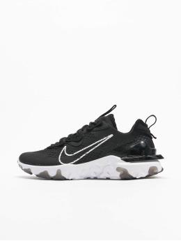 Nike Sneaker React Vision schwarz