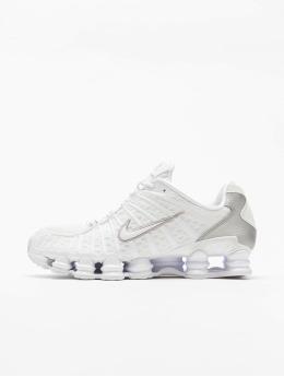 Nike Männer Sneaker Shox T in weiß