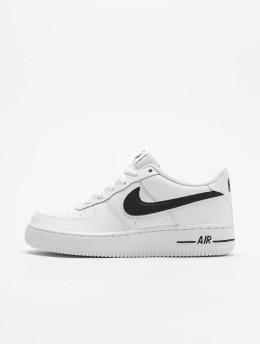 Nike sneaker Air Force 1-3 wit