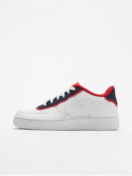 Nike sneaker Air Force 1 LV8 1 DBL GS wit