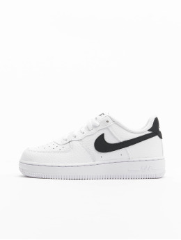 Nike sneaker Force 1 (PS) wit