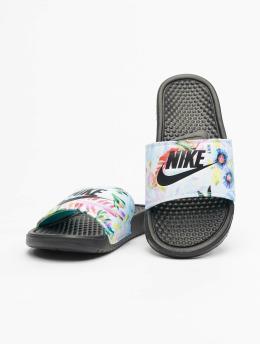 Nike Sneakers Benassi JDI Print èierna
