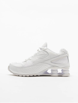 Nike Sneakers Shox Enigma 9000 bialy