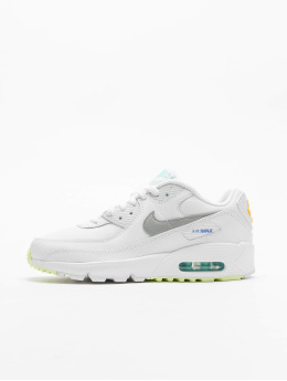 Nike Sneakers Air Max 90 GS bialy