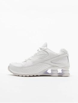 Nike Sneakers Shox Enigma 9000 biela