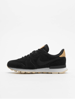 Nike Sneakers W Internationalist Prm black
