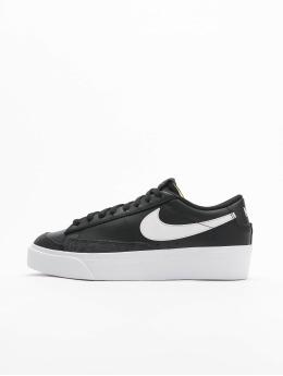 Nike Sneakers Blazer Low Platform black