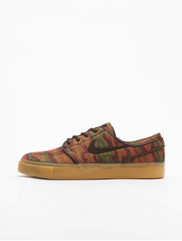 Nike Sneakers Zoom Stefan Janoski brown