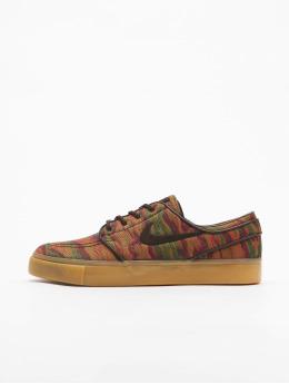 Nike Sneakers Zoom Stefan Janoski brun