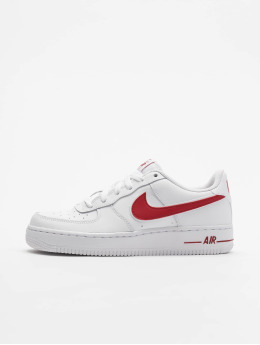 new arrival ddbc3 ff627 Nike Sneakers Air Force 1-3 hvid
