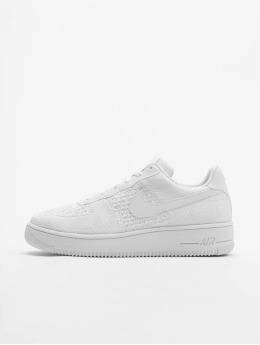 Nike Sneakers Air Force 1 Flyknit 2.0 (GS) hvid