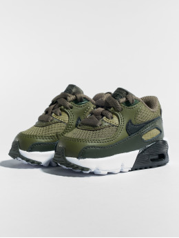Nike Sneakers Air Max 90 Mesh (TD) Toddler oliven