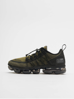 Nike Sneakers Air Vapormax Run Utility oliven