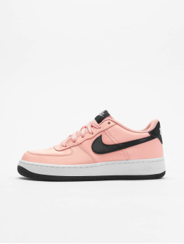 Nike Sneakers Air Force 1 Vday (GS) pomaranczowy