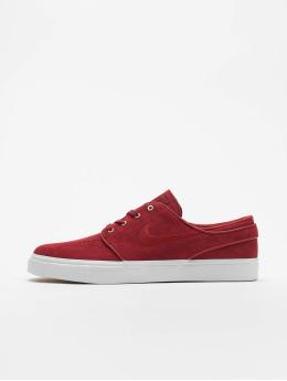 Nike Sneakers Zoom Stefan Janoski röd