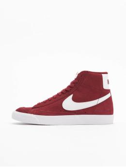 Nike Snejkry Mid '77 Suede červený