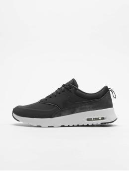 Nike Snejkry Women's Nike Air Max Thea Premium šedá
