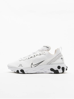 Nike Snejkry React Element 55 bílý