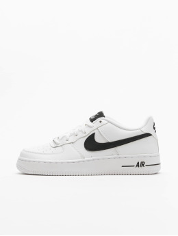 Nike Snejkry Air Force 1 AN20 (GS) bílý