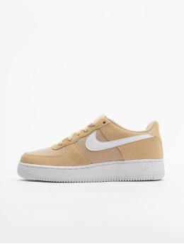 Nike Snejkry Air Force 1 PE (GS) hnědý