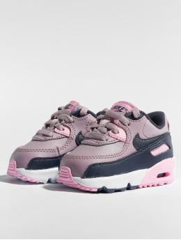Nike Snejkry Air Max 90 Leather růžový