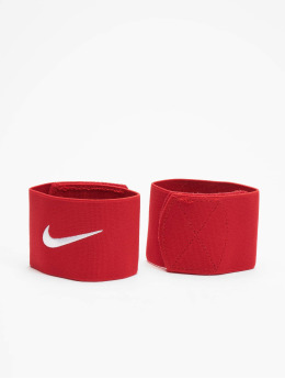 Nike Soccer Equipment Stay II Shin Guard red