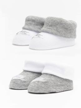 Nike Sokken Futura 2PK  grijs