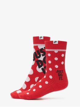 Nike Sokken JDI SNKR rood