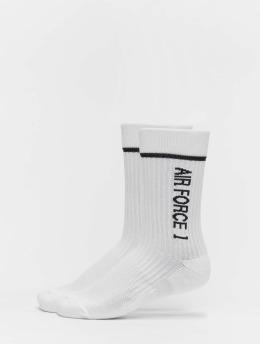 Nike Sokker AF1 hvit