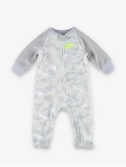 Nike Sonstige Crayon Camo Microfleece Fc grau