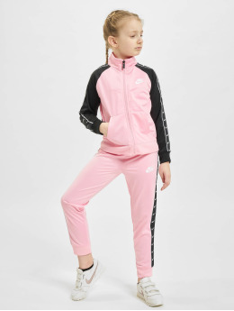 Nike Sonstiges Swoosh Tricot pink