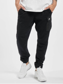 Nike Spodnie do joggingu Mix Jogger czarny