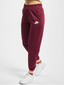 Nike Spodnie do joggingu Heritage PK Sweat czerwony