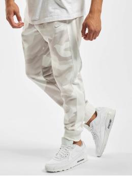 Nike Spodnie do joggingu Club Camo  moro
