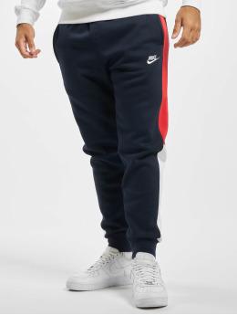 Nike Spodnie do joggingu BB CB  niebieski