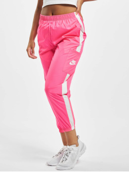 Nike Spodnie do joggingu Woven  pink