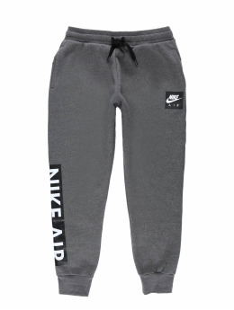 Nike Spodnie do joggingu Air szary