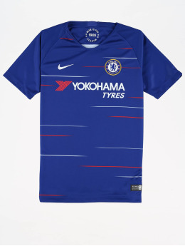 Nike Sport tricot Breathe FC Chelsea Home Stadium blauw