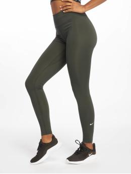 Nike Sportleggings All-In  grön