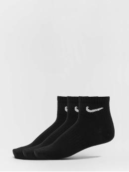 Nike Strumpor Everyday Lightweight svart