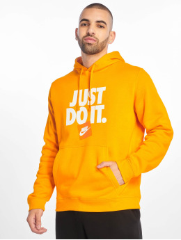 Nike Sudadera JDI PO Fleece naranja