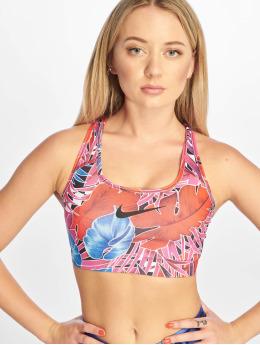 Nike Sujetador desportivo Swoosh Hyp FM púrpura