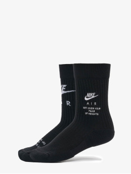 Nike Sukat Crew Air musta