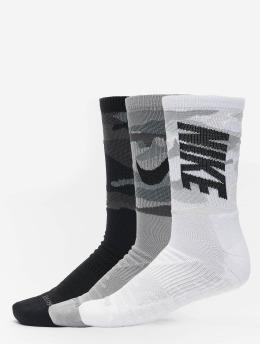 Nike Sukat Everyday Max Cush Crew 3 Pair valkoinen
