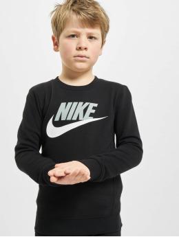 Nike Svetry Nkb Club Hbr Crew čern