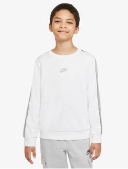 Nike Sweat & Pull Repeat PK blanc